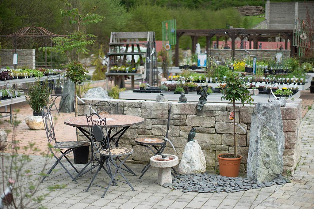 Garden: Gartendeko